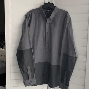 Oakley Two Tone Button Front Shirt